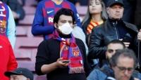 عودة الجمهور بنسبة 40% مع الالتزام بالكمامات في إسبانيا