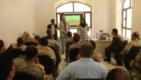 """50 ضابطًا يشاركون في دورة القانون الدولي الإنساني بـ""""مأرب"""""""