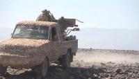 معارك عنيفة جنوبي مأرب وطيران التحالف يدك تحصينات وتعزيزات للحوثيين