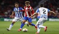ريال سوسييداد يتعادل مع أتلتيكو ويقتنص صدارة الدوري الإسباني
